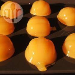 Bonbons citrouilles @ allrecipes.fr