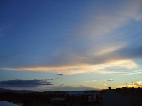 Cosas que siento: Olvidé mirar al cielo