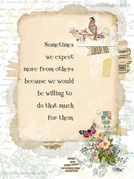 Words to remember. Created with Rhonna Designs