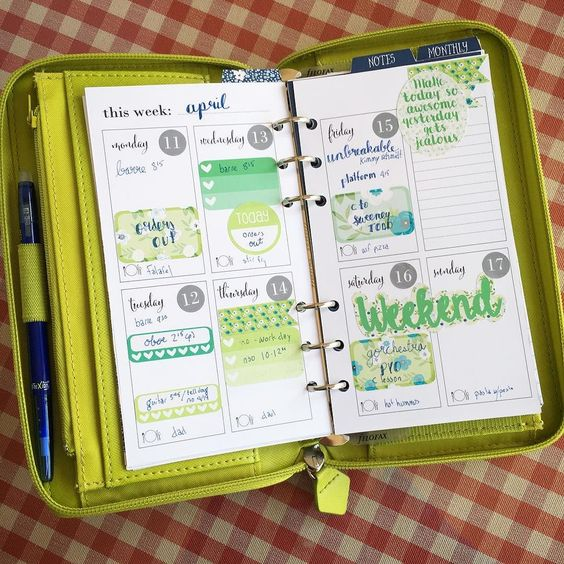 Last week in my Filofax Saffiano Compact Zip with the Cricket Paper Co mini kit from the March Planner Addict Box . (They're repositionable .... Love that!) #weeklyplanner #weeklyplanning #plannerstickers #plannerinserts #filofaxsaffiano #filofax #plannerpeace #planneraddict by veronicafoleysplanner