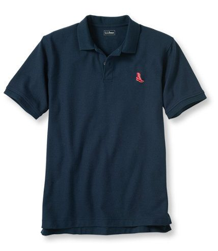 Premium Double L Polo Shirt, Traditional Fit Embroidery: Polos | Free Shipping at L.L.Bean