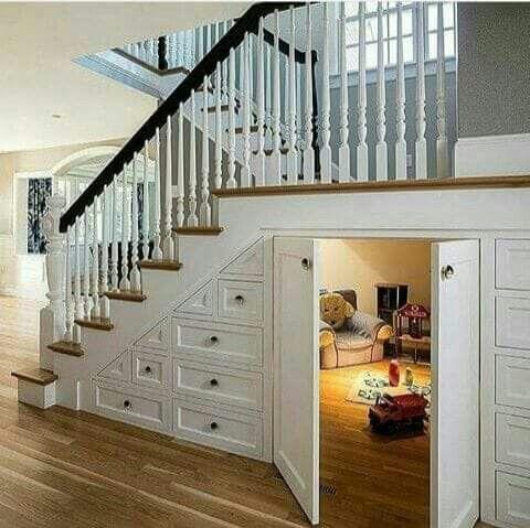 Hidden Room Under Stairs Secret Rooms Home House Design