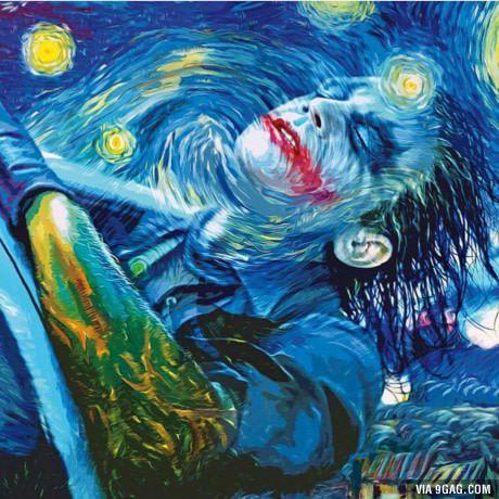 A Joker in the Night