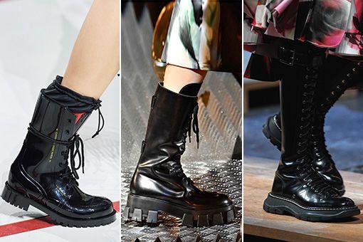 Schuhtrends HerbstWinter 20202021: Diese Schuhe sind jetzt