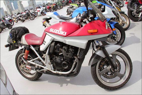 2014 Street motorcycle in Japan- SUZUKI GSX250 KATANA