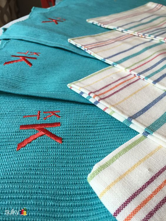 New Blog Post With Tips On Machine Embroidery And Making Quick Gifts | Machine Embroidery ...