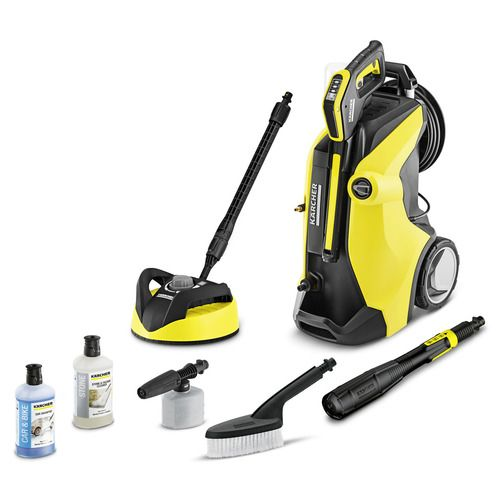 Karcher K7 Premium Full Control Plus Home Car Pressure Cleaner K7 Prem Full Control Plus Wash Brush Electric House Cleaning Challenge