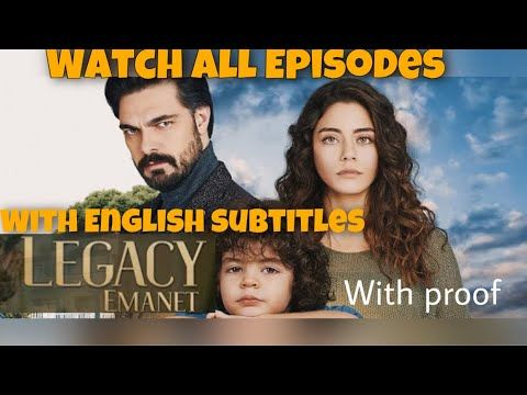 Emanet All Episodes With English Subtitles Emanet Legacy All Episodes Youtube All Episodes Drama Tv Series Subtitled