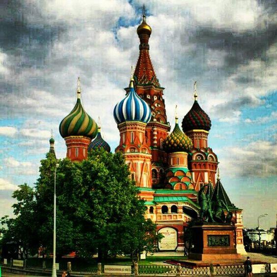 Moscow by Süsanna Schlecht-Baluda, via 500px