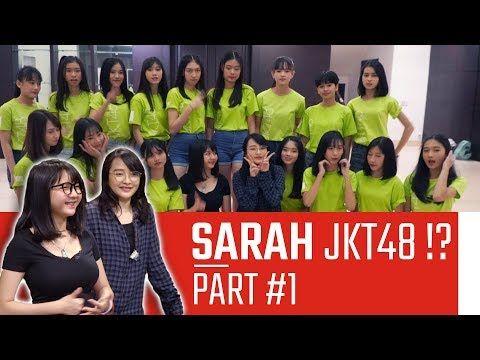Sarah Viloid Jadi Member Jkt48 Youtube Youtube Entertainment Instagram