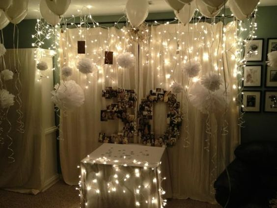 30th anniversary parties tissue paper decorations and for 30th party decoration ideas
