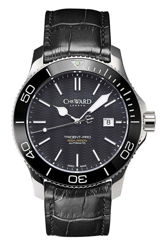Taucheruhr Christopher Ward C 60 Trident » Das Uhren Portal: Watchtime.net