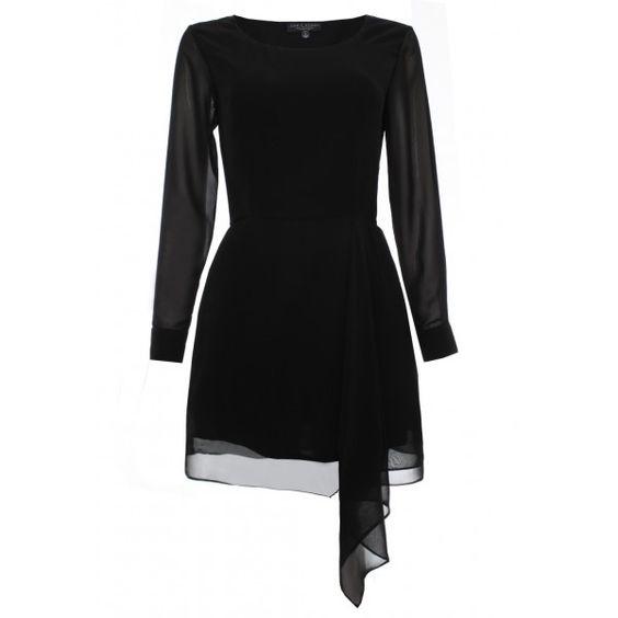 ชุดแซกสีดำ | DGRIE