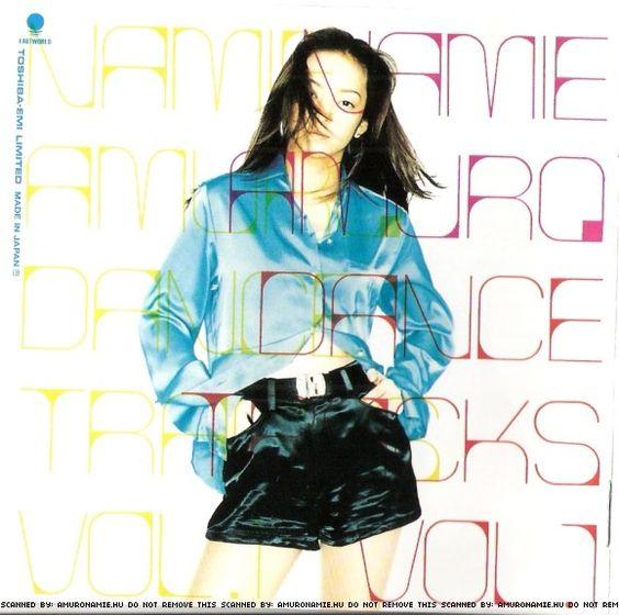 Discography / Album / 1995 - Dance tracks vol.1 | Namie Amuro Gallery - Toi et Moi V4