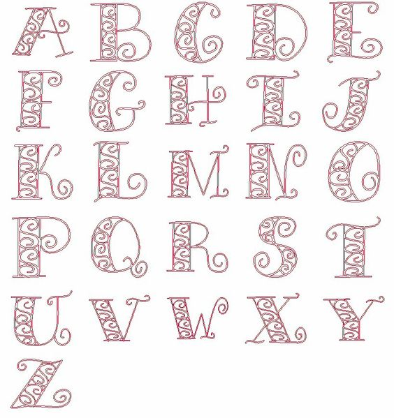 Shops fonts and on pinterest