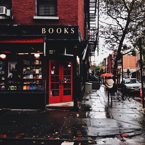 Tea, Coffee, and Books : Photo: