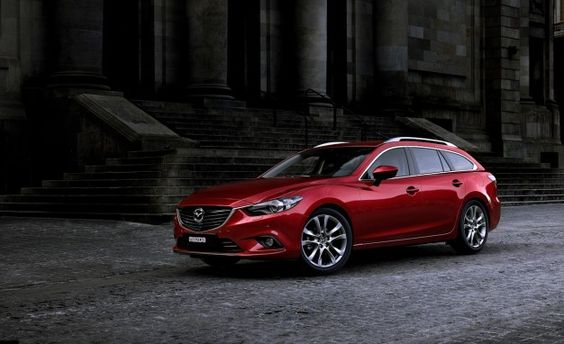 More unattainables.. 2014 Mazda 6 wagon