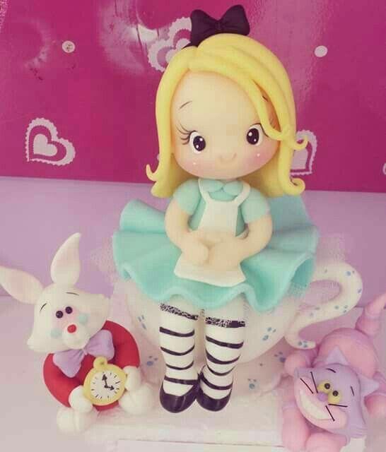 Alice No Pais Das Maravilhas Inspiracao Para Festa Com Imagens