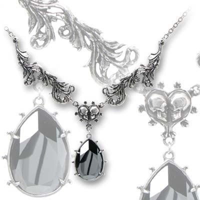 Alchemy Gothic The Last Caress Necklace