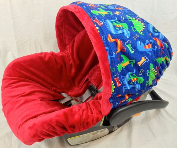 dinosaur dudes baby seat cover baby car seat by babycarseatcovers weston pinterest. Black Bedroom Furniture Sets. Home Design Ideas