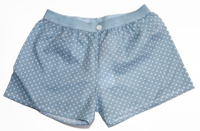 Baby Spot Blue Boxers