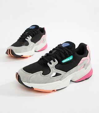 adidas femme grosse chaussure