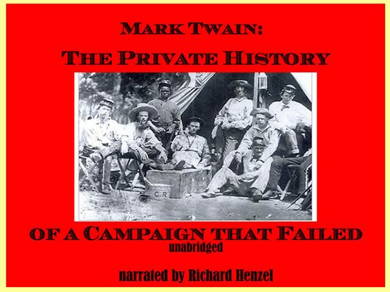 The private history of a campaign that failed - Mark Twain  http://www.classicshorts.com/stories/phctf.html
