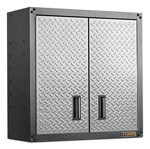 Steel Cabinet Door Garage Storage Wall Panel Plate Structure Durable Steel Box Gladiator Muebles