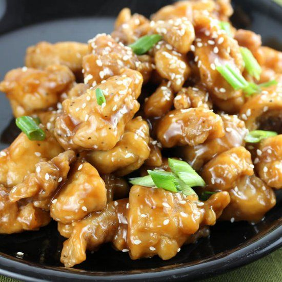SWEET AND SOUR CAULIFLOWER