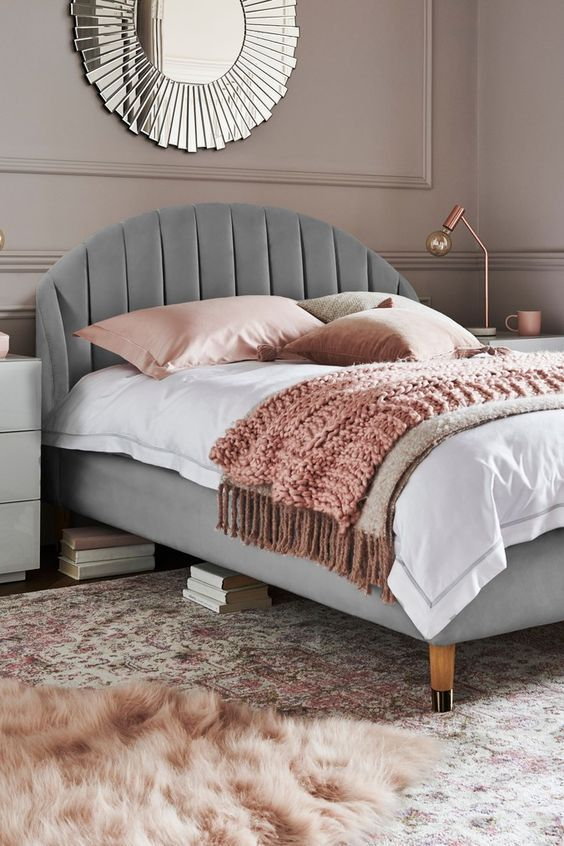 6 Opulent Velvet Beds For A Luxurious Bedroom In 2020 With Images
