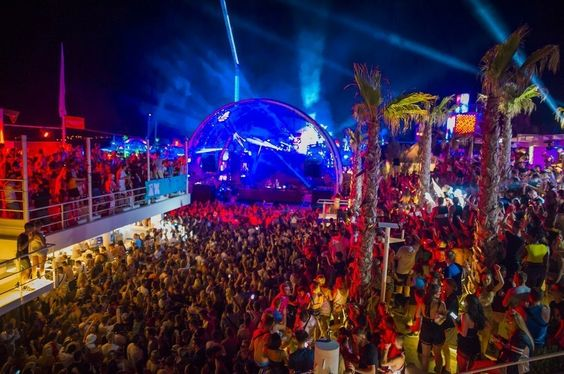 Aquarius Zrce. #zrce #novalja #otokpag #inselpag #partybeach #summer #festival #zrcebeach #croatia #kroatien #hrvatska #beach #partyurlaub