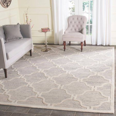 Safavieh Cambridge Kodey Hand-Tufted Wool Area Rug - Walmart.com