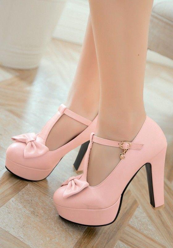 undefined   High heels plateau, Schuhe mit absatz