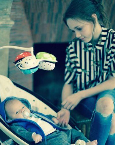 Phoebe Tomlinson and Freddie Tomlinson