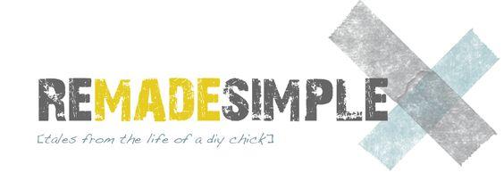Love this blog by Kristina Jones! Has great DIY Ideas!