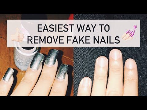 Easiest Way To Remove Fake Nails As Low As 6php Anna Cay Noticed Me Remove Fake Nails Fake Nails For Kids Fake Nails