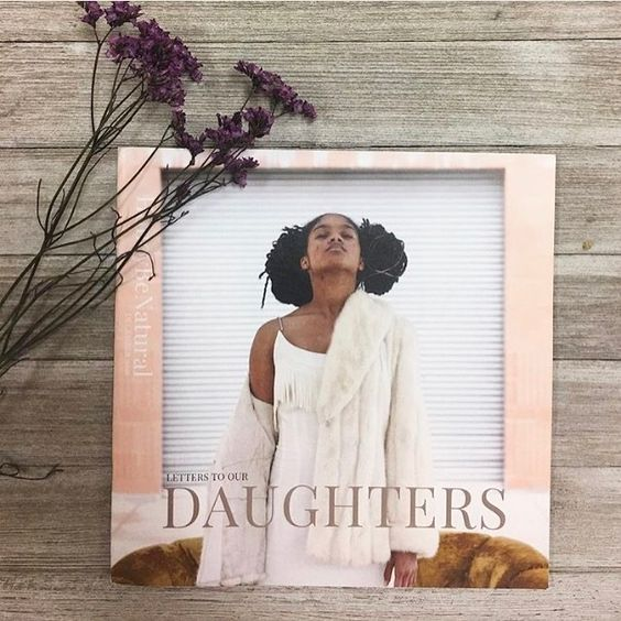 Just ordered my copy of the latest @honeybenaturalmag #LettersToOurDaughters! I love the strength exuded by the young Queen on the cover and the messages inside are so powerful! Head over to HoneyBeeNatural.com to order yours AND read the digital version. #BuyBlack #SupportBlackBusiness