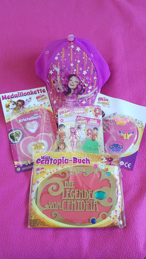 Mia And Me Fan Package Many Parts Spielzeug Film Fernsehen Sonstige Ebay Ebay Mabel Birthday