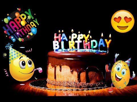 اغانى عيد ميلاد روعة احتفل بلا توقف Beautiful Birthday Songs Youtube Cake Birthday Cake Birthday