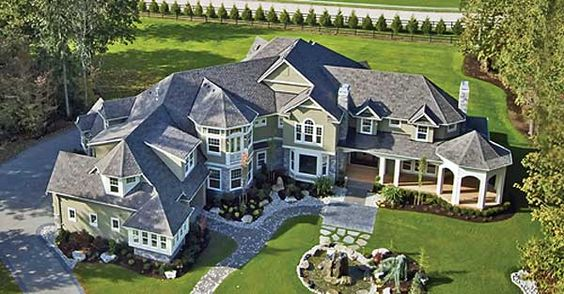 Plan 2389jd Luxurious Shingle Style Home Plan Craftsman