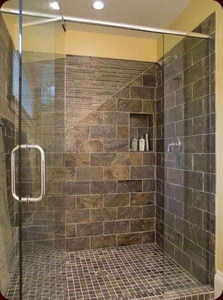 how to build a shower stall