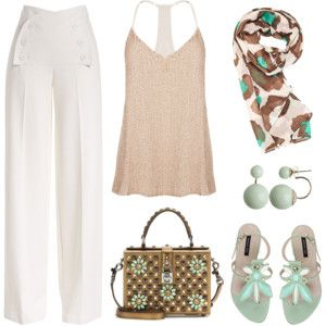 Summer White and Color