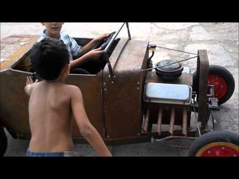 BENJA Y SU AMIGO CHIP FOOSE - YouTube