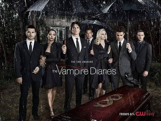 The end begins TONIGHT at 8/7c on The CW.  #TVD #TVDForever #TheEndOfAnEra ❤ #10/21/16