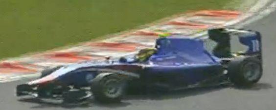 resultado carrera 2 gp3 gran premio Hungria Hungaroring 2014