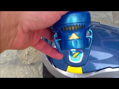Robot De Piscine Hydraulique A Aspiration Zodiac Mx6 Leroy Merlin Robot De Piscine Merlin Et Leroy Merlin