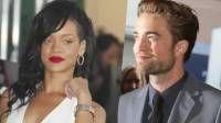 Rihanna Sending Robert Pattinson Flirty Texts to Cheer Him Up