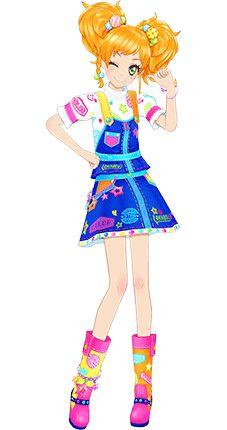 Aikatsu STARS! Yuzu: