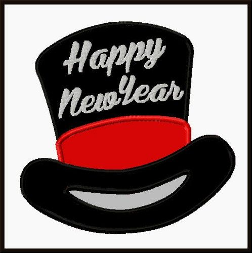 new year hat clipart - photo #49