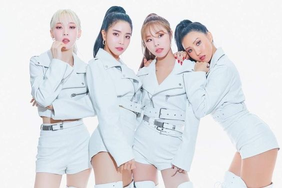 "MAMAMOO Excels On iTunes Charts Around The World With New Mini Album ""White Wind"""